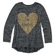 Total Girl Girls Short Sleeve T-Shirt-Preschool