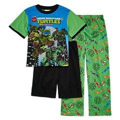Teenage Mutant Ninja Turtles 3-pc. Pajama Set- Boys