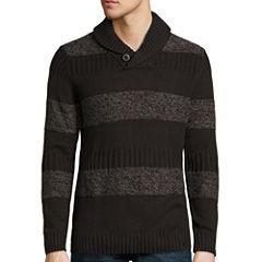 Silverlake Long Sleeve Sweater Knit Pullover Sweater