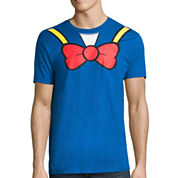 Donald Duck Costume Graphic T-Shirt