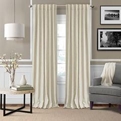 Colton Room Darkening Back-Tab Curtain Panel