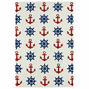 Kaleen Sea Isle Helm Hand Tufted Rectangle Accent Rug