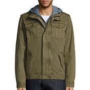 Levi's® Hooded Trucker Jacket