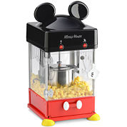 Disney Mickey Mouse Kettle Popcorn Maker