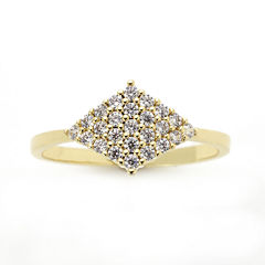 city x city® Cubic Zirconia Pavé Ring