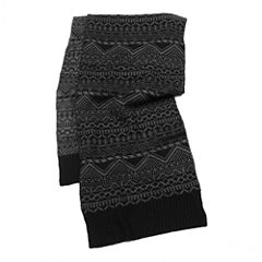 MUK LUKS® Men's Pattern Scarf