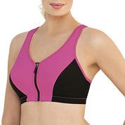 Glamorise® High-Impact Front-Zip Sports Bra - 1266