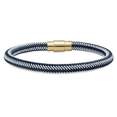 Mens 18K Wrap Bracelet