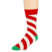 HS® by Happy Socks Mens Holiday Crew Socks