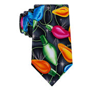 Jerry Garcia Christmas Abstract 12 Tie