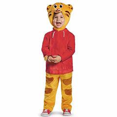 Deluxe Toddler Daniel Tiger Costume
