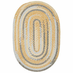 Colonial Mills® Charlestown Reversible Braided Oval Rug