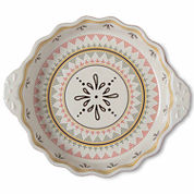 Tag Thanksgiving Mayflower Pie Plate