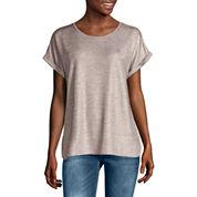 i jeans by Buffalo Foil Heather Tee
