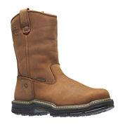 Wolverine® Marauder Waterproof Pull-On Mens Steel-Toe Boots