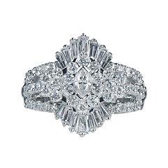 LIMITED QUANTITIES 2 CT. T.W. Diamond Ring