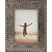 Burnes of Boston® Beaded Border Picture Frame