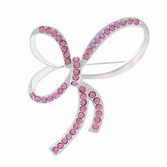 Gloria Vanderbilt Pink Pin