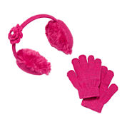 Okie Dokie Girls Ear Muffs-Preschool