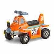KidTrax Disney Planes 6V Toddler Quad Electric Ride-on