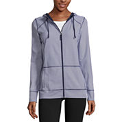 Made For Life Long Sleeve Knit Stripe & Dot Hoodie or  Knit Stripe & Dot Workout Pants