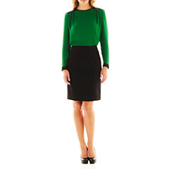 Worthington® Blouse or Pencil Skirt