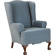 SURE FIT® Stretch Pinstripe Slipcover Collection