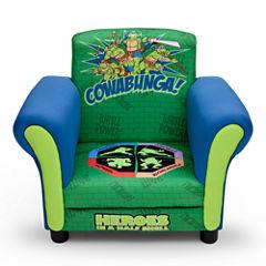 Teenage Mutant Ninja Turtles Upholstered Chair