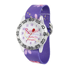 Red Balloon™ Girls Purple Butterfly Strap Watch