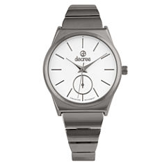 Decree Womens Strap Watch-Pt2583gm