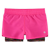 Xersion Solid Running Shorts - Preschool
