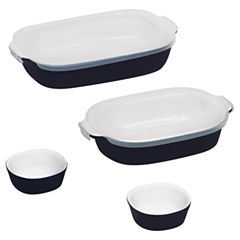 Corningware 6-pc. Bakeware Set