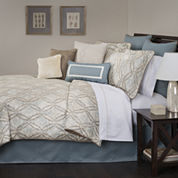 Marquis by Waterford® Doral Comforter Set & Accessories