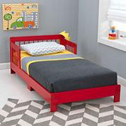 KidKraft® Houston Toddler Bed - Red
