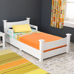 KidKraft® Addison Toddler Bed - White