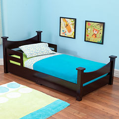 KidKraft® Addison Toddler Bed – Espresso