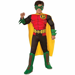 Deluxe Robin Costume For Kids - Small