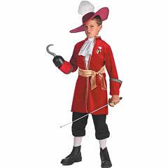 Peter Pan Disney Captain Hook Toddler   Child Costume - 4-6
