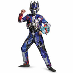 Transformers Age of Extinction -  Deluxe Optimus Prime Kids Costume - Small (4-6)