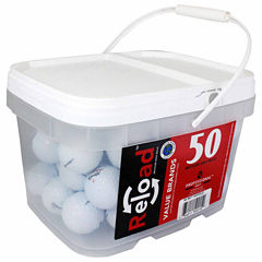 50 Ball Bucket of Noodle Mix Model Recycled Golf Balls