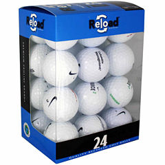24 Pack of Nike Recycled Golf Balls.