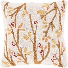 Decor 140 Autumn Branches Throw Pillow Cover