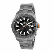 Invicta Mens Gray Bracelet Watch-22410