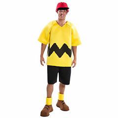 Buyseasons Peanuts: Charlie Brown 4-pc. Peanuts Dress Up Costume