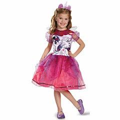 My Little Pony Girls Deluxe Twilight Sparkle Costume - S (4-6)