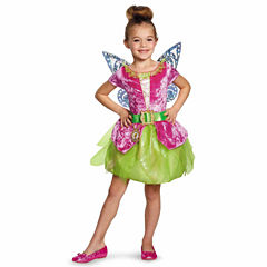 Tinker Bell and The Pirate Fairy - Pirate Tink Kids Costume - 4-6