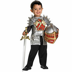 Knight of the Dragon Toddler Costume - 3T-4T