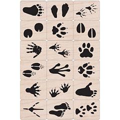 Ink 'n Stamp Tub—Animal Prints