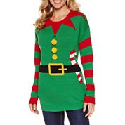 Tiara Elf Round Neck Sweater