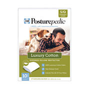 Sealy Posturepedic Luxury Cotton with Stain Protection Pillow Protector